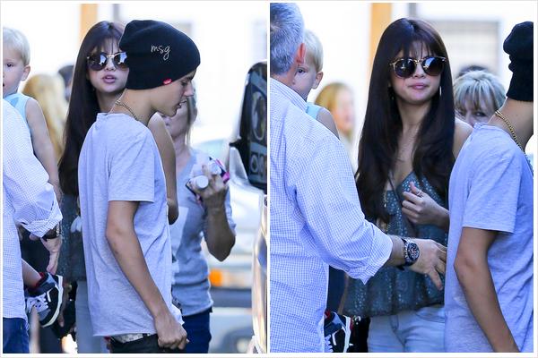 --27 juillet 2012 - Sely & Justin au resto Sushi Dan--