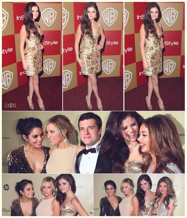 13 janvier 2013-- Golden Globes 2013 - (Retour)--