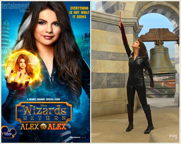 03 fevrier 2013--  Wizards Return : Alex vs Alex   (Trailer+ Affiche) --