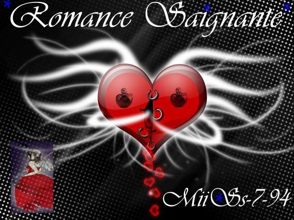 ROMANCE SAIGNANTE