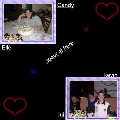 candy et kevin