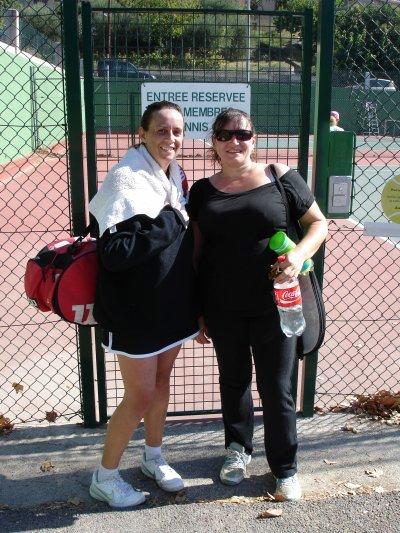 Championnat par équipe seniors +35 ans Femmes