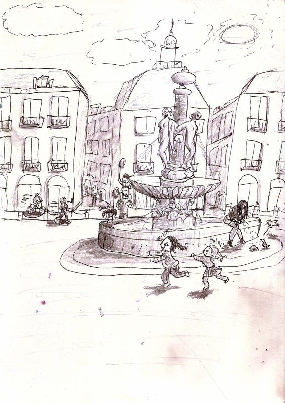 Concours de dessin de Chapaint