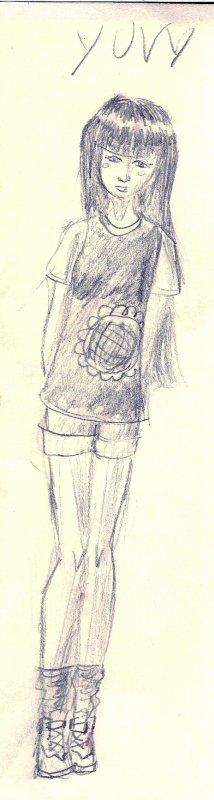 Yuvy des 3 crayons