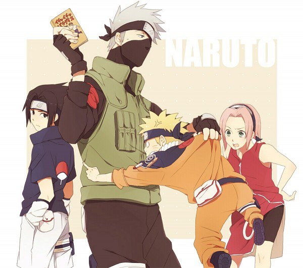 NARUTO THE BEST   *__*