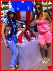 deux americaines miami
