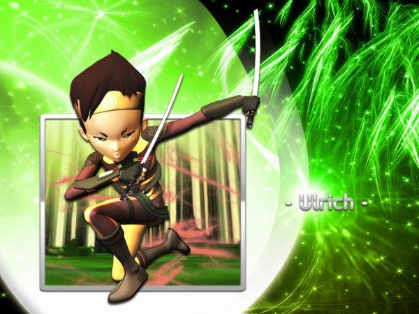 Code Lyoko personnage Ulrich