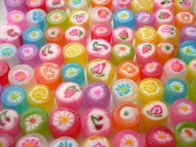 Le Monde des bonbons.