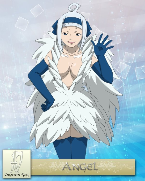 Image pour angel-x-fairytail