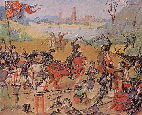 Chronologie du Haut Moyen Âge