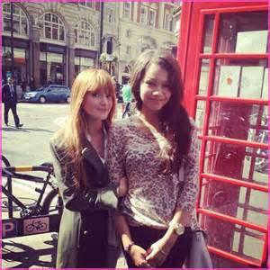 #rattrapage ... Londre : Bella & Zendaya