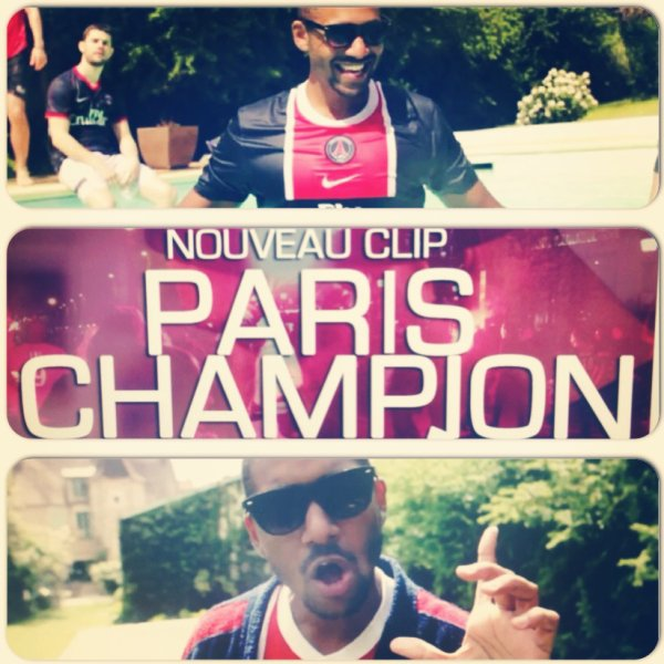 CLIP - METYS.D - PARIS CHAMPION (Magic Mc 2)  *****HD qualité *****