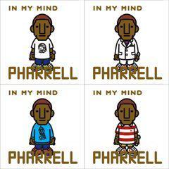 Pharrell Williams aka Skateboard P