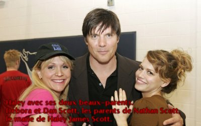 Barbara alyn woods, Paul Johansson and Béthany Joy Lenz