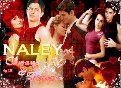 L'histoire d'amour de Nathan et Haley