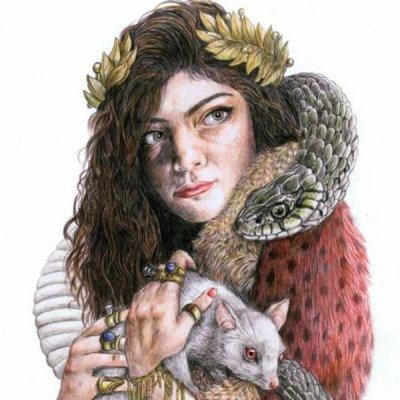 Royals de Lorde sur Skyrock