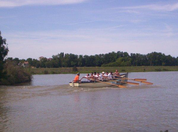 Compétition à Saint-Benoit-Sur-Mer 2013
