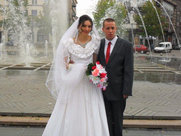 mon mari et ma femme que j'aime a la vie et pour toujour