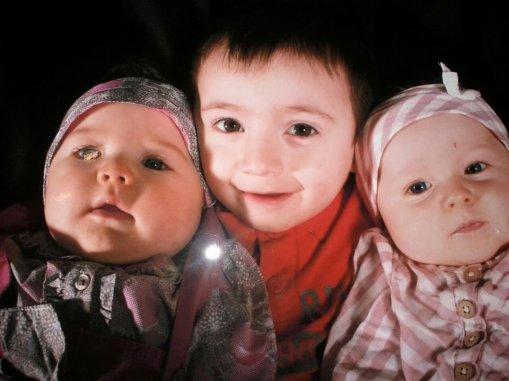 Mon amour de Neveu, && mes deux Filleules Shanyce && Oxanna <3