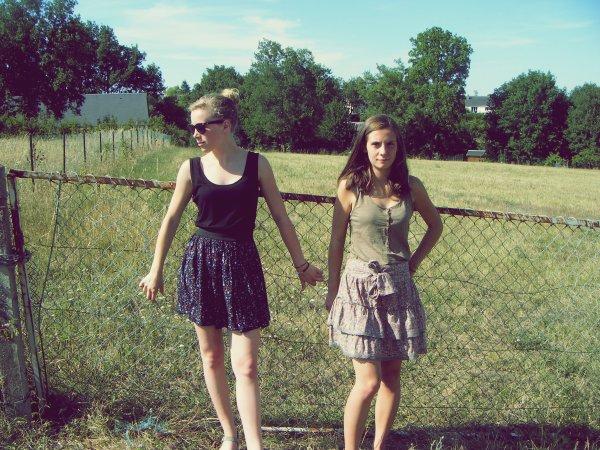 Alice & Juliette. ♥