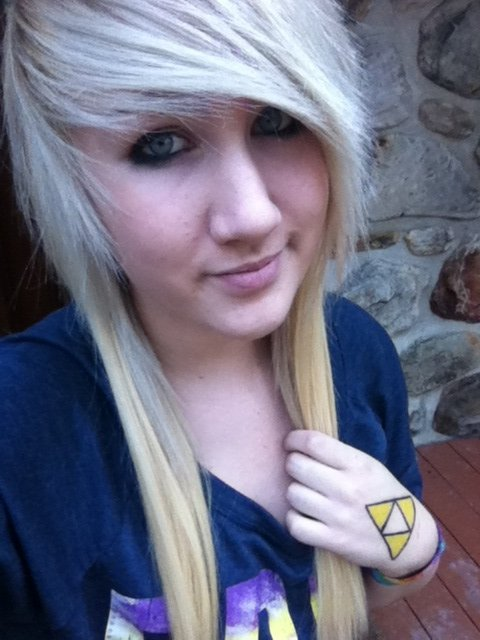 i wish i was princess Zelda