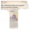 Article du Bien Public parut le 31 janvier et du 13 février dans l'YONNE REPUBLICAINE