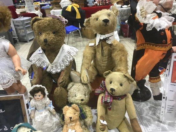 Salon du jouet et de la poupée à Sens dimanche 4mars