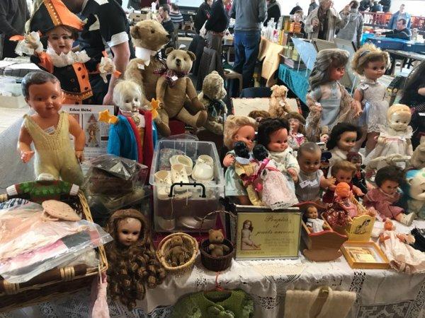 Salon toutes collections à Venarey-les-Laumes le 11 mars 2018