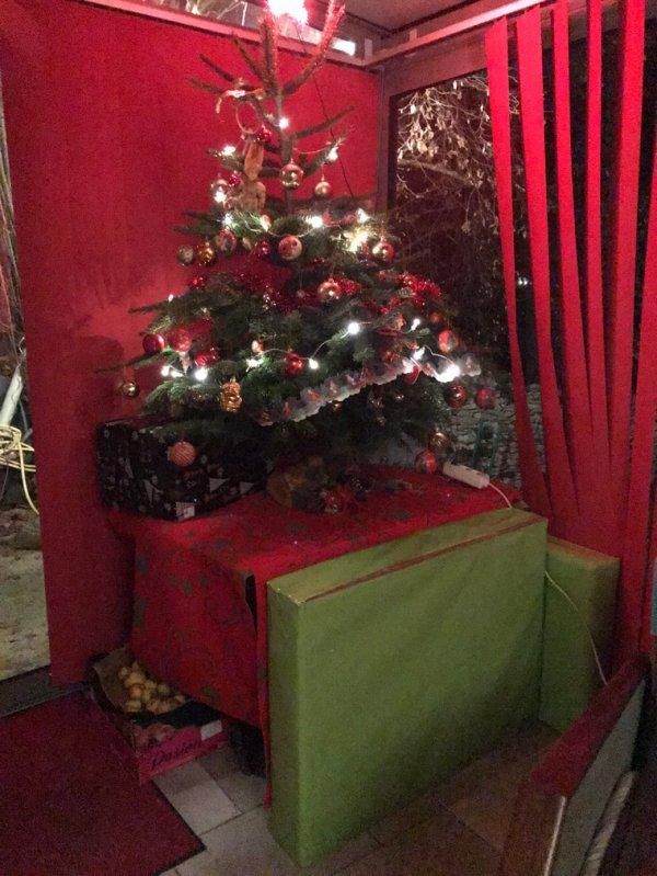 Noël peut arriver.....