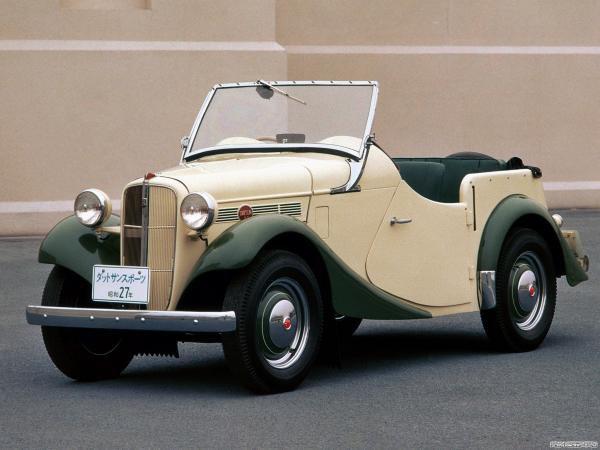 Nissan sedan de 1952