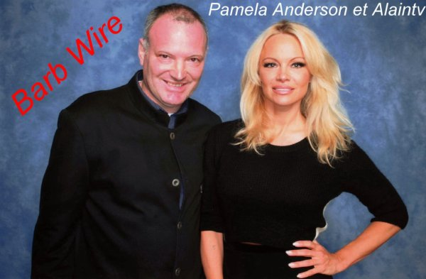 Nom de naissance	Pamela Denise Anderson Naissance	1er juillet 1967 (49 ans) Ladysmith, Canada Nationalité	Drapeau du Canada Canadienne Drapeau des États-Unis Américaine Profession	Actrice et mannequin Films notables	Barb Wire Scary Movie 3 Super Héros Movie Séries notables	Alerte à Malibu V.I.P.