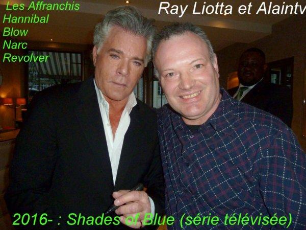 Ray Liotta Acteur americain