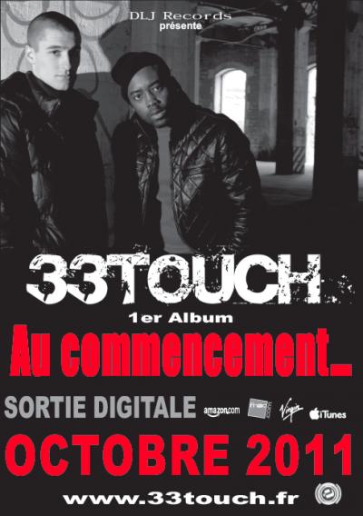 33 Touch en Concert