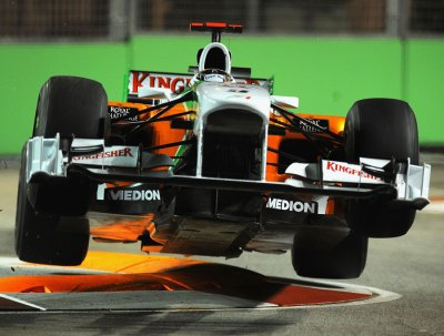 Grand Prix de Singapour - Marina Bay 24-26/09/2010