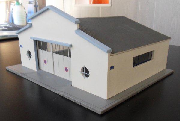Construction d'un garage (changement de propriétaire et de concession) 07
