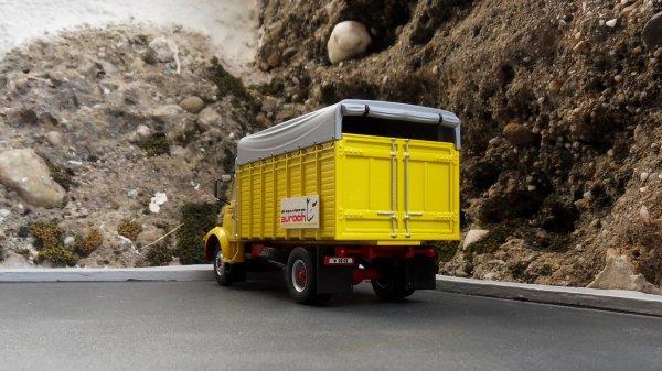 Berliet GL900 Ixo