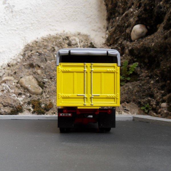 AVANT/APRÈS   Berliet GL900 Ixo