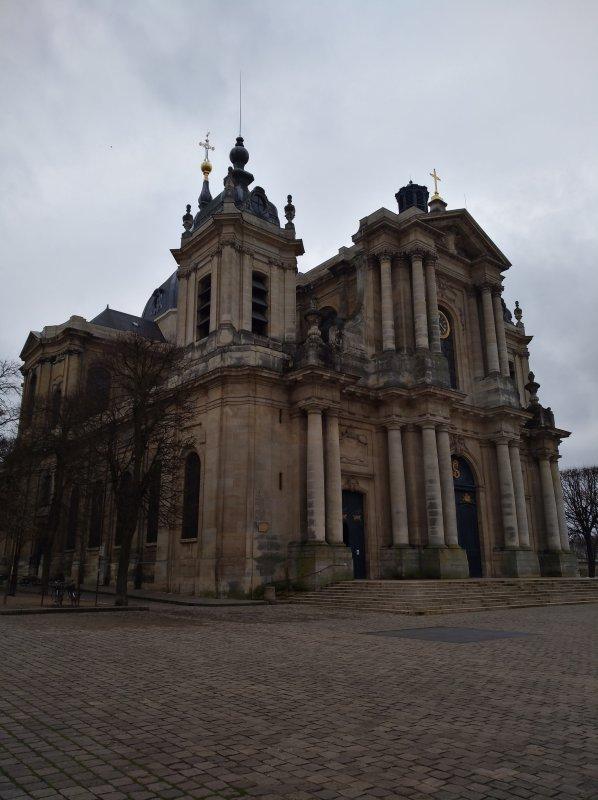 Concert ce soir... Versailles