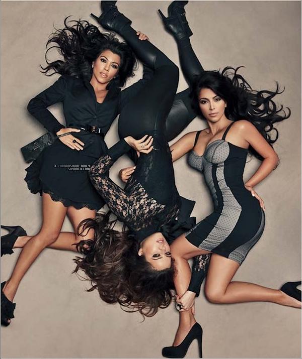 .   PHOTOSHOOT : Voici quatre photos provenant d'un nouveau photoshoot pour Sears.  .