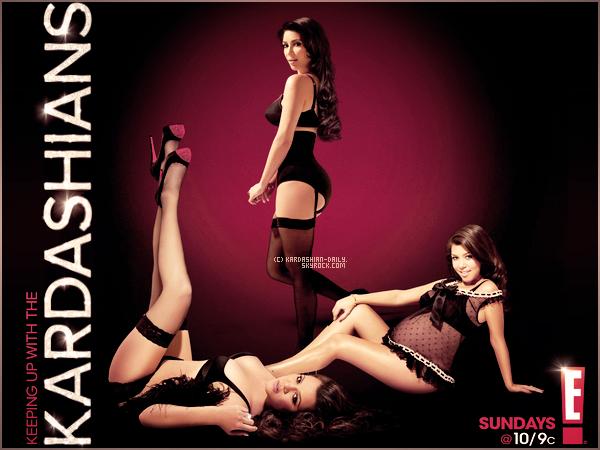 .  SONDAGE :  Quelle affiche promotionnelle des six saisons de KUWTK préférez-vous ? .