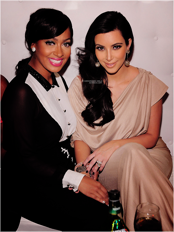 ".   APPARITION 31.08.11 : Kim et Kris à la soirée ""A night of style & glamour"" à New-York.  ."