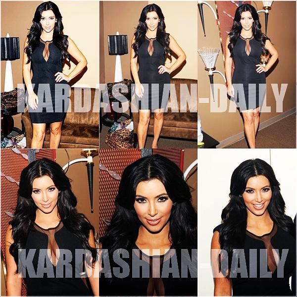 .   07.09.11 : Découvrez en exclusivité les première photos dans les coulisses du Rachael Ray Show.  .