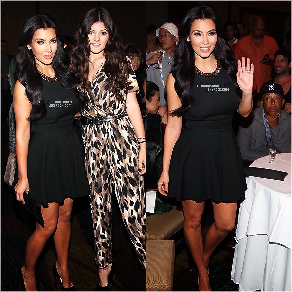 """.  APPARITION 10.09.11 : Kim à la fête de lancement de l'album """"Ready to Live"""" de Duane McLaughlin. ."""