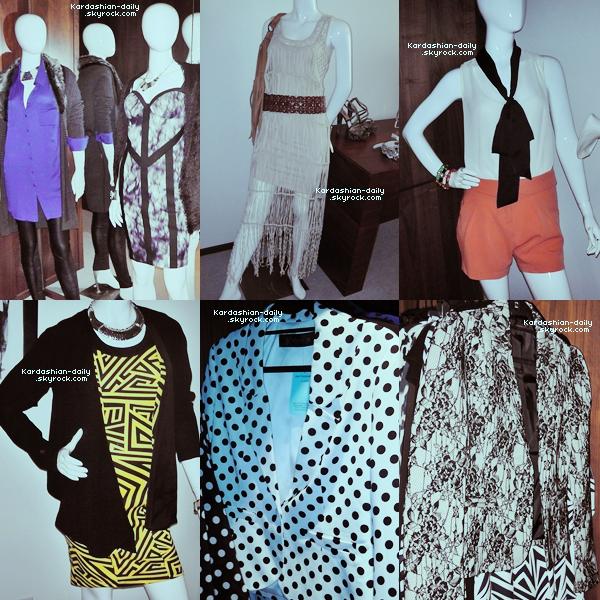 _ ►Exlusivité :Aperçu de la Kardashian Kollection Home by Sears. Qu'en pensez-vous ?  La collection sort ce mois ci ! Découvrez également les nouveaux vêtements de la Kardashian Kollection.  _