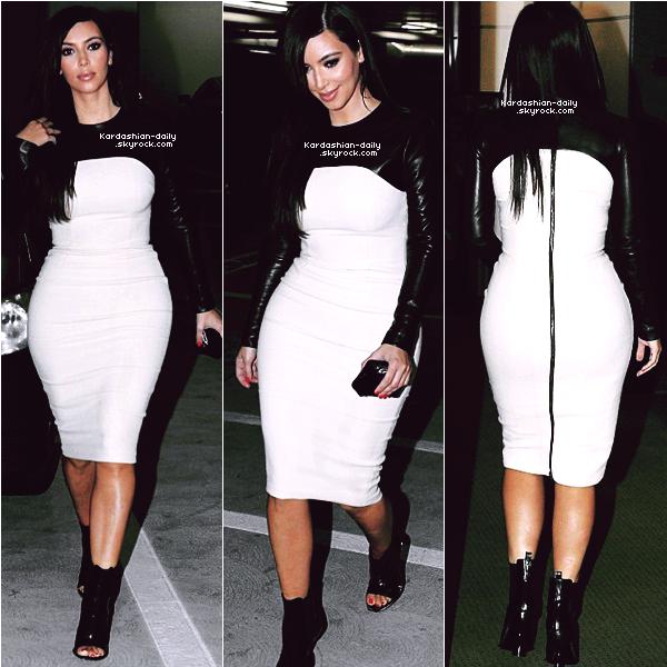 _ ►Candids 11.06.12 : Kim se rend à un rendez-vous d'affaires à Santa Monica.  La belle ne sera restée qu'un jour auprès de Kanye West à Dublin. _