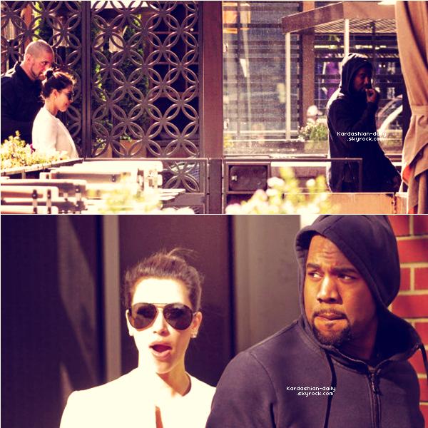 _ ►Candids 30.06.12 : Kim se rend à l'appartement de Kanye West à Los angeles. Nous devrions avoir plus de photos de cette sortie dans peu de temps. _