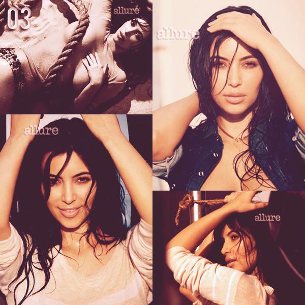 - ► MES PHOTOSHOOTS PREFERES DE KIM EN 2012!  Votez ci-dessous pour votre photoshoot préféré de la belle. -