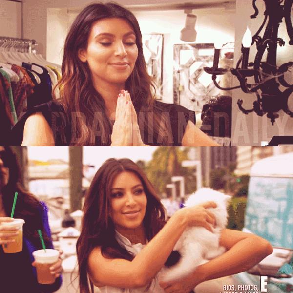 - ►21.01.13 : KIMYE QUITTANT UN RESTAURANT A PARIS.  Kim a tourné aujourd'hui un nouveau shoot pour son nouveau parfum à Paris !  -
