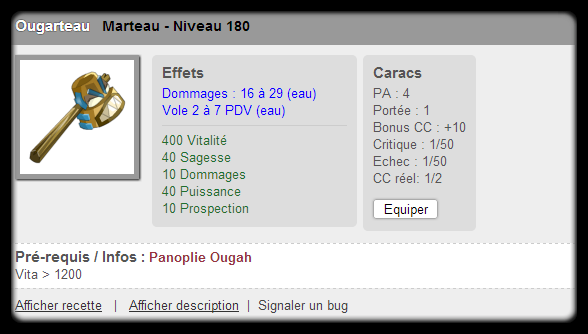 Tutoriel: Gameplay de l'Enutrof en PvP - 3.