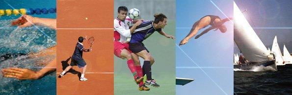 Repertoire : Discipline Sportive